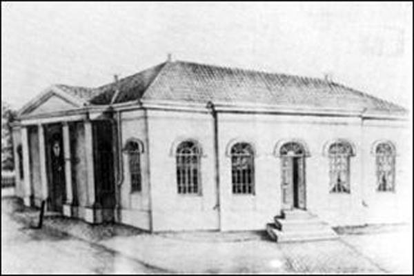 Hengelo tweede school 1851 - 1884