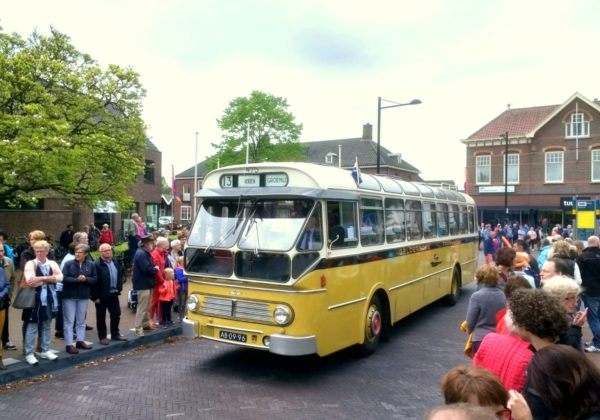 GTW museum bus, Leyland 1956