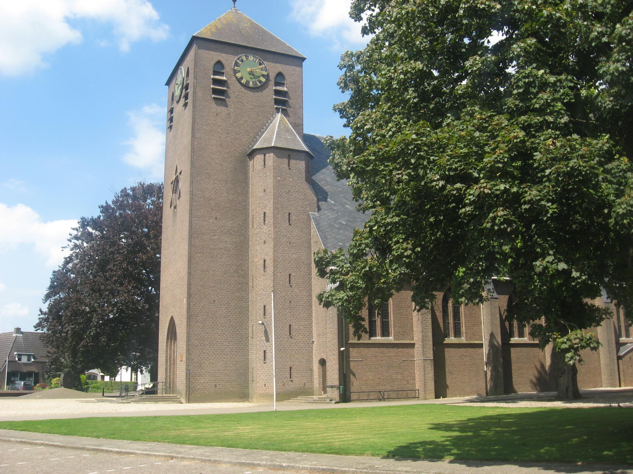 Keijenborg Kerkstraat 7 R.K. Kerk St. Johannes de Doper