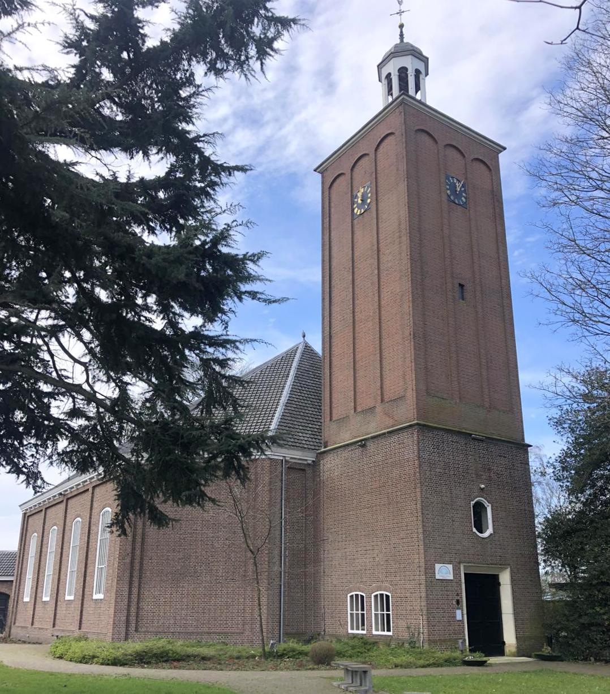 Grote Kerk Dorpsstraat 19 Halle