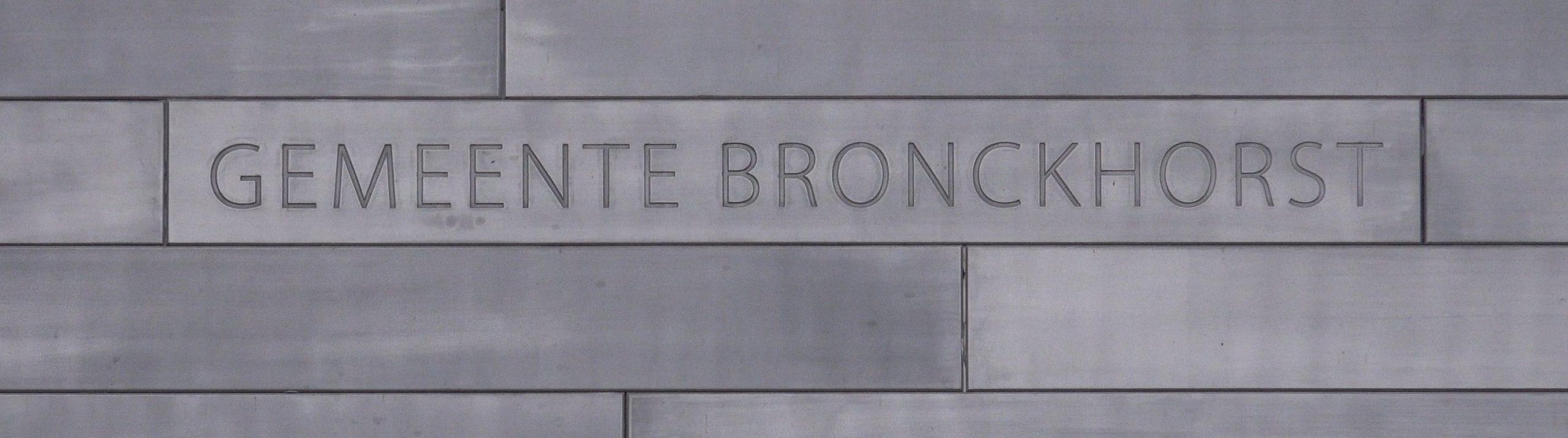Bronckhorst telt 806 monumenten, 351 rijksmonumenten 455 gemeentelijke monumenten