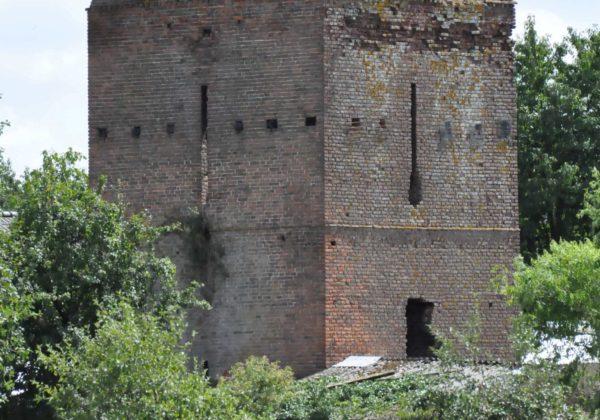 Toren kapel Baak