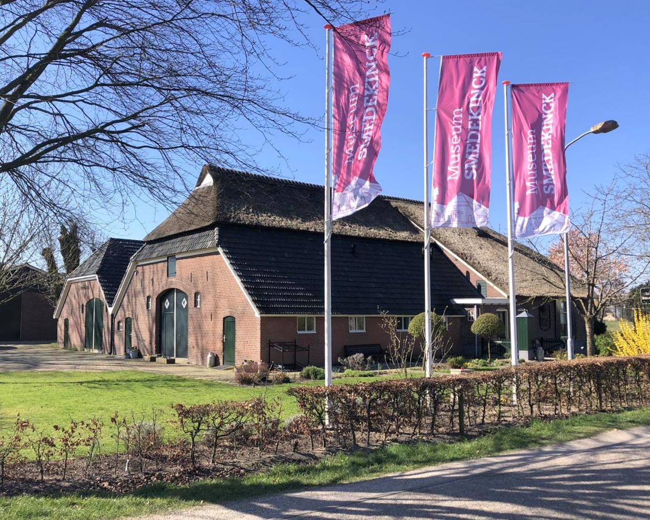 Pluimersdijk 5 Zelhem Museum Smedekinck