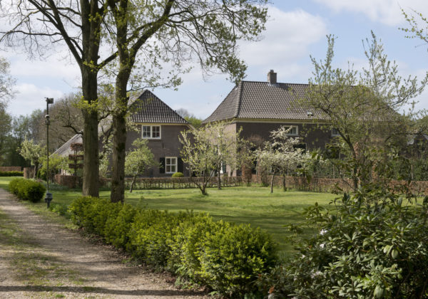 Oude Zutphenseweg 9 Hoog-Keppel T-boerderij