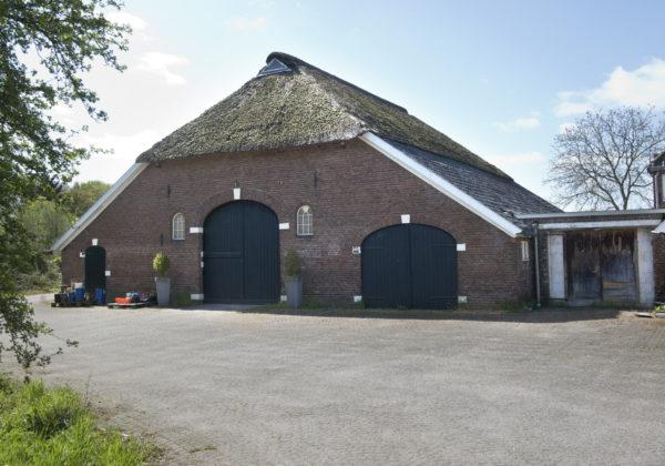 Burg. Vrijlandweg 1 Hoog-Keppel Boerderij