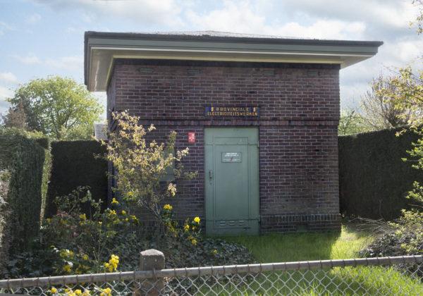 Burg. Vrijlandweg 34T Hoog-Keppel Trafohuisje