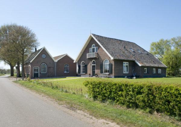 Tellingstraat 1 Drempt Boerderij Hallehuis