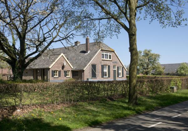 Zomerweg 67 Drempt Boerderij Hallehuis