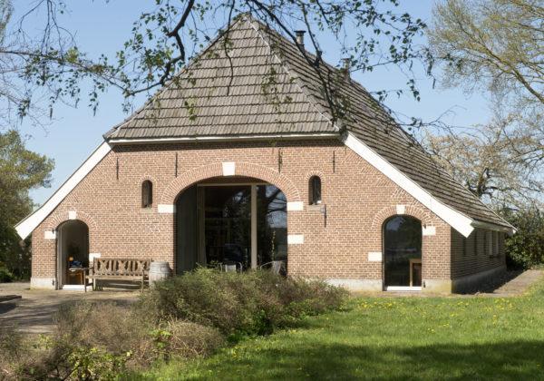 Zomerweg 65 Drempt Boerderij Hallehuis