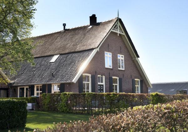 Zomerweg 11 Drempt Boerderij Hallehuis