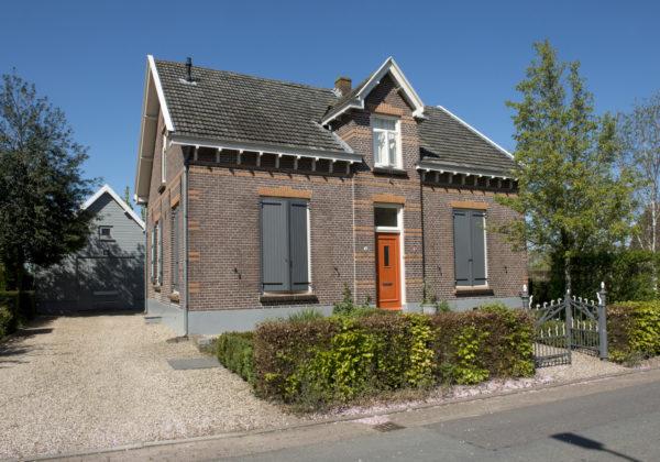 Kerkstraat 9 Drempt Woonhuis