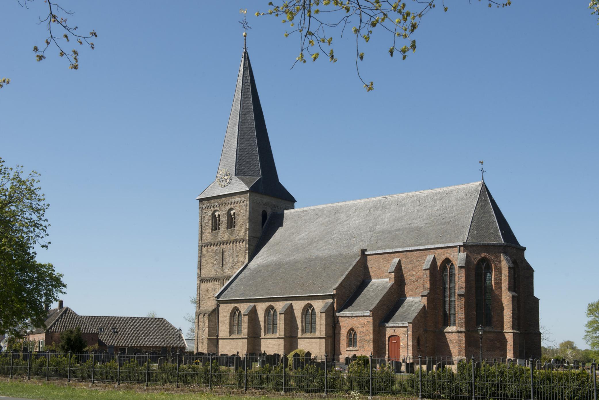 Kerkstraat 1 Drempt St. Joriskerk