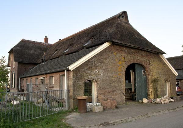 Hoefkensestraat 14a Drempt T-boerderij