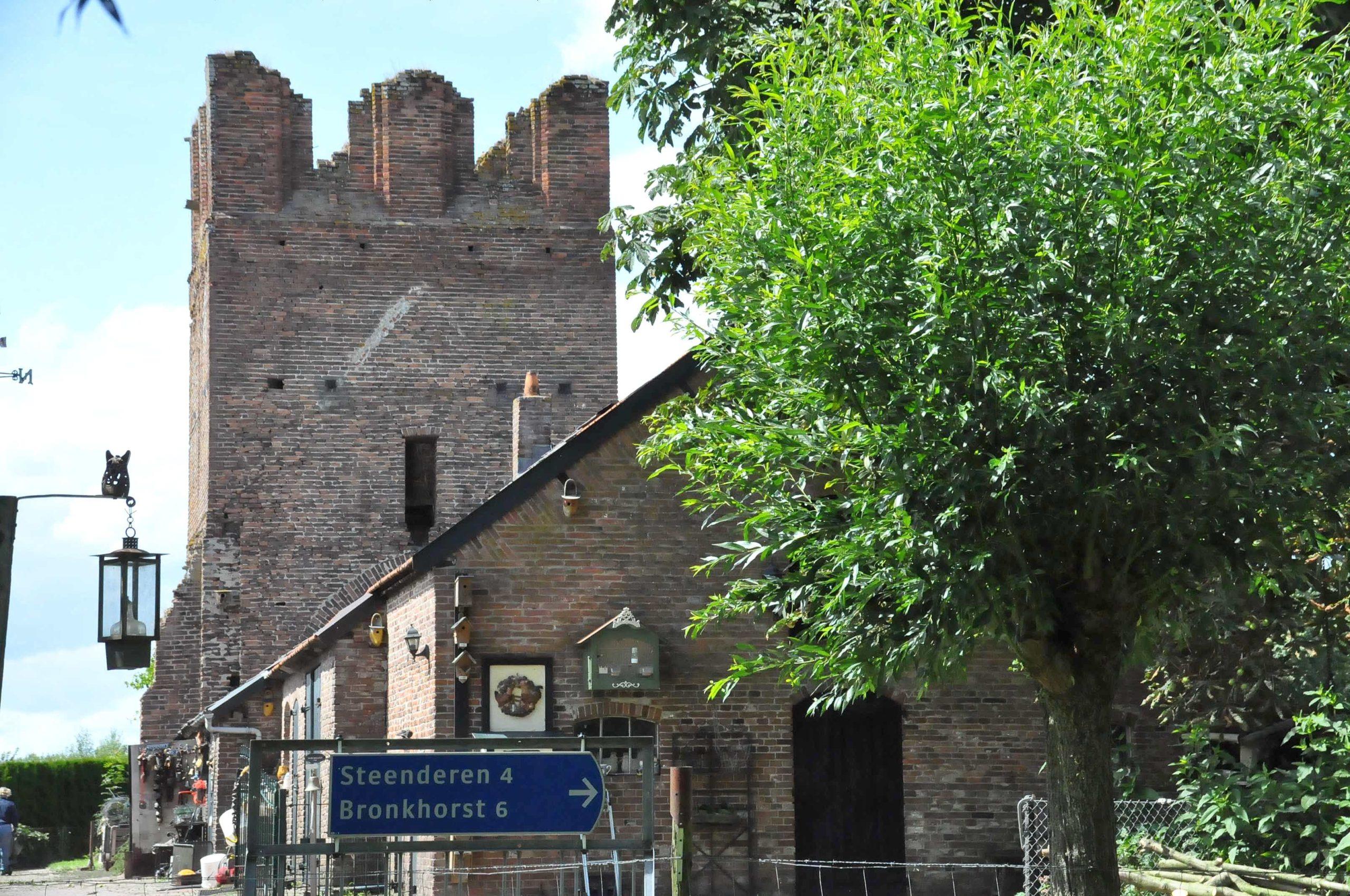 Toren van de Kapel van Baak