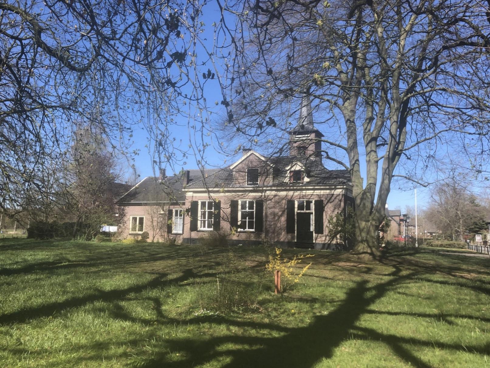 Wichmond Pastorie Kerk Woning