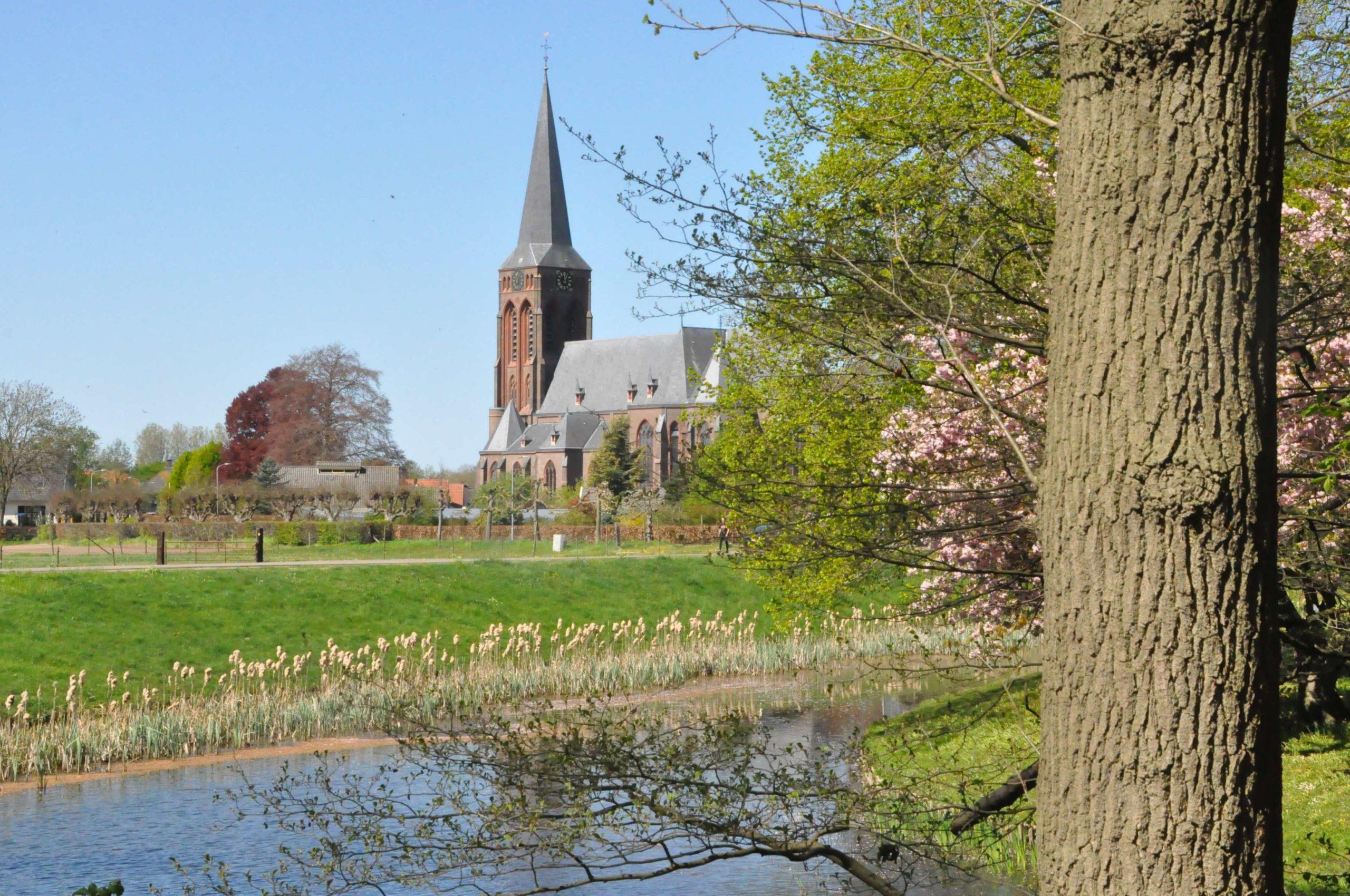 Wichmondseweg 17 Baak Sint Martinuskerk
