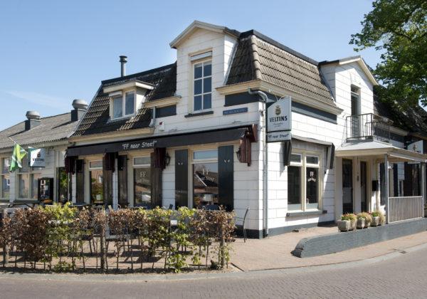 Hummelo Dorpsstraat 1 Café met eetzaal Steef