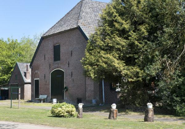 Hummelo Broekstraat 45 Dubbel woonhuis