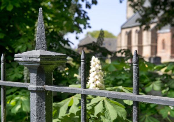 Drempt Kerkstraat 1 Kerk en Hekwerk
