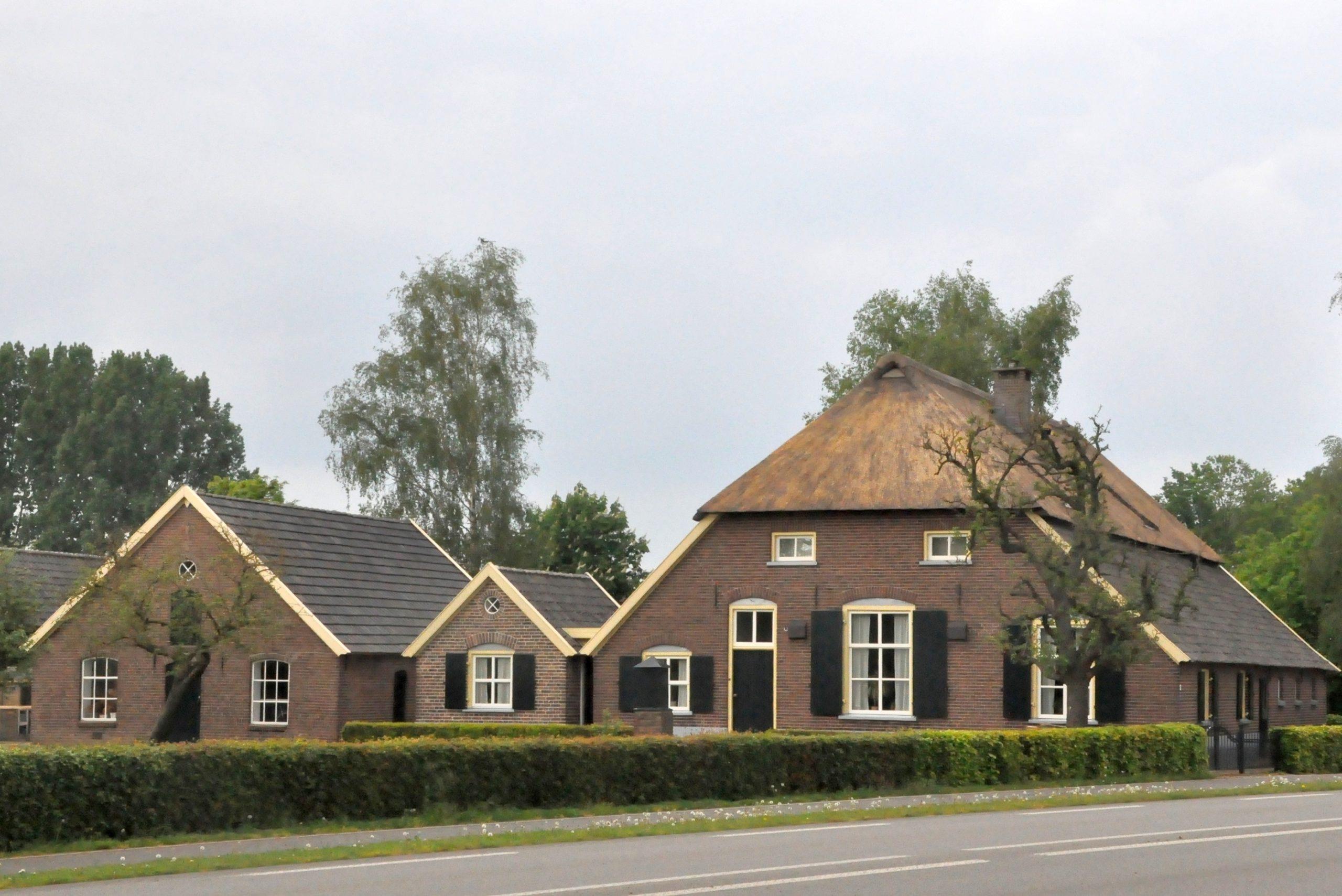 Toldijk Zutphen-Emmerikseweg 73 Boerderij