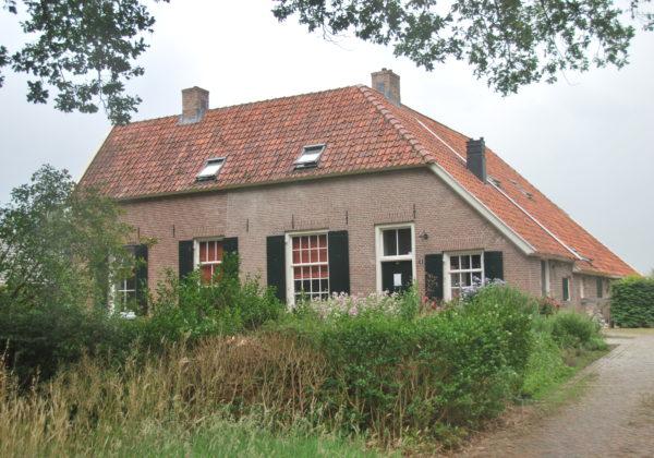 Wichmond Dorpsstraat 4 Boerderij