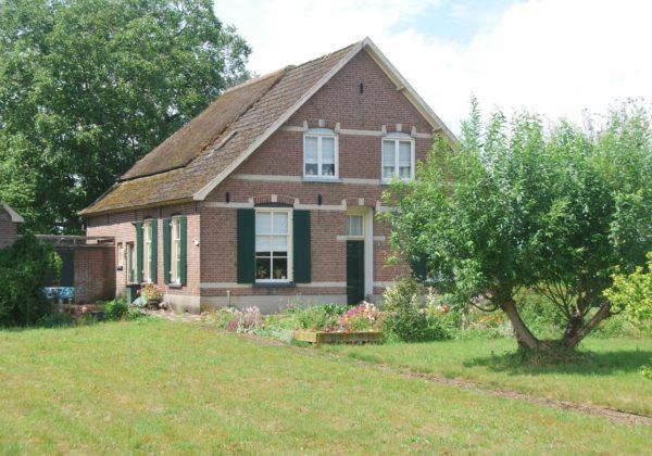 Wichmond Lankhorsterstraat 18 Boerderij Woning voormalig Werkplaats
