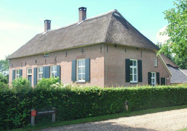 Wichmond Okhorstweg 4 Boerderij