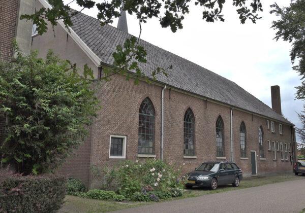 Baak Pastoriestraat 5 Kerk