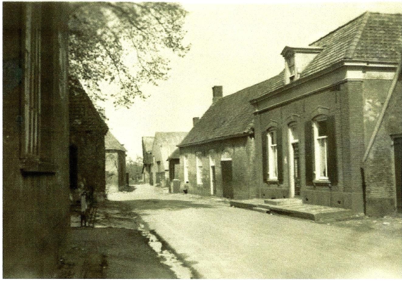 Bronkhorst Bovenstraat 4 en 6 Dubbel woonhuis