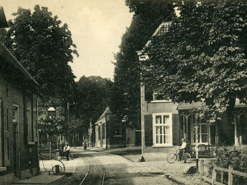 Hummelo Dorpsstraat De Gouden Karper