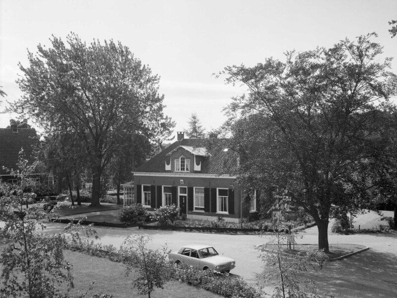 Hoog-Keppel Burg. Vrijlandweg 10 Woonhuis
