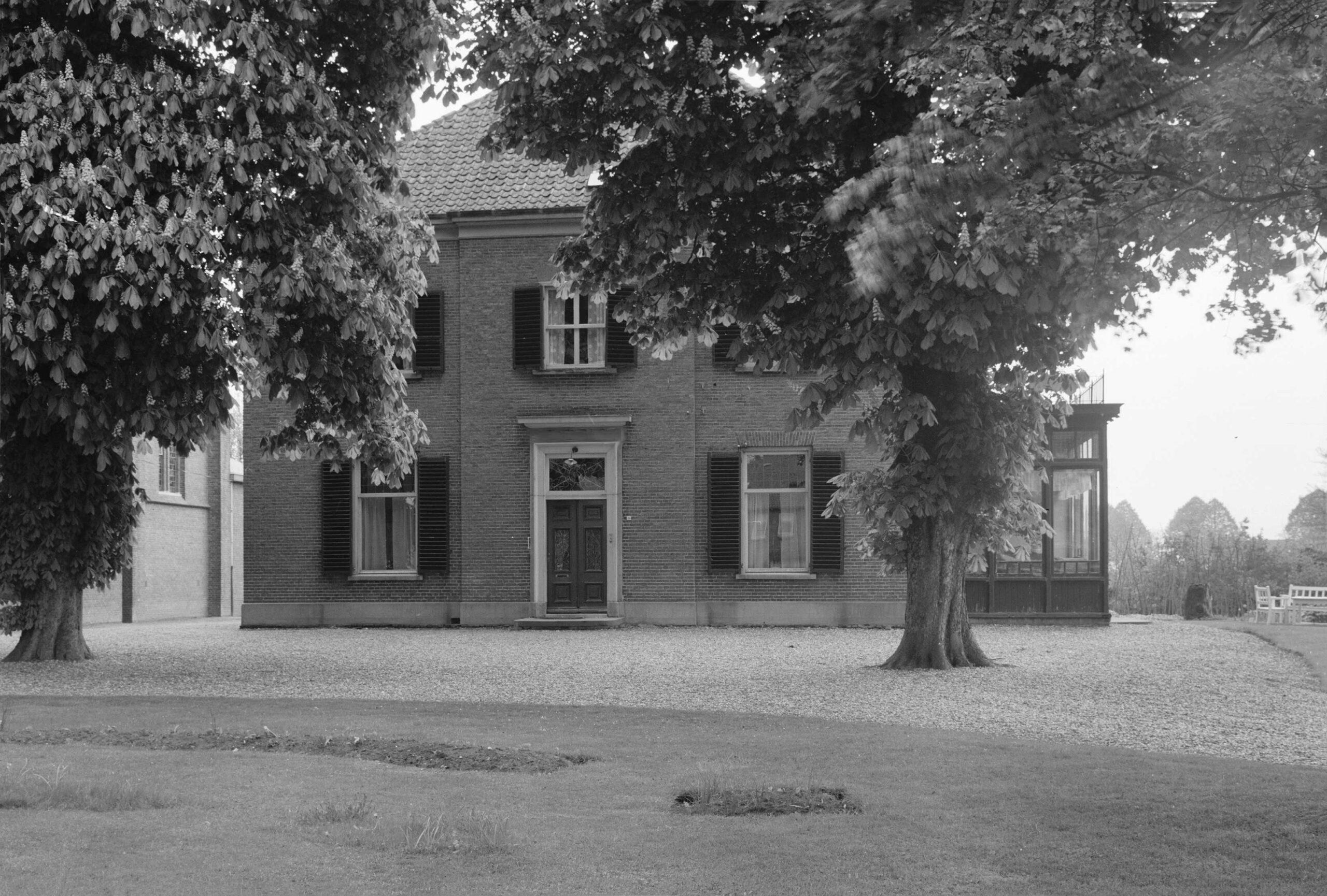 Keijenborg Kerkstraat 9 Pastorie