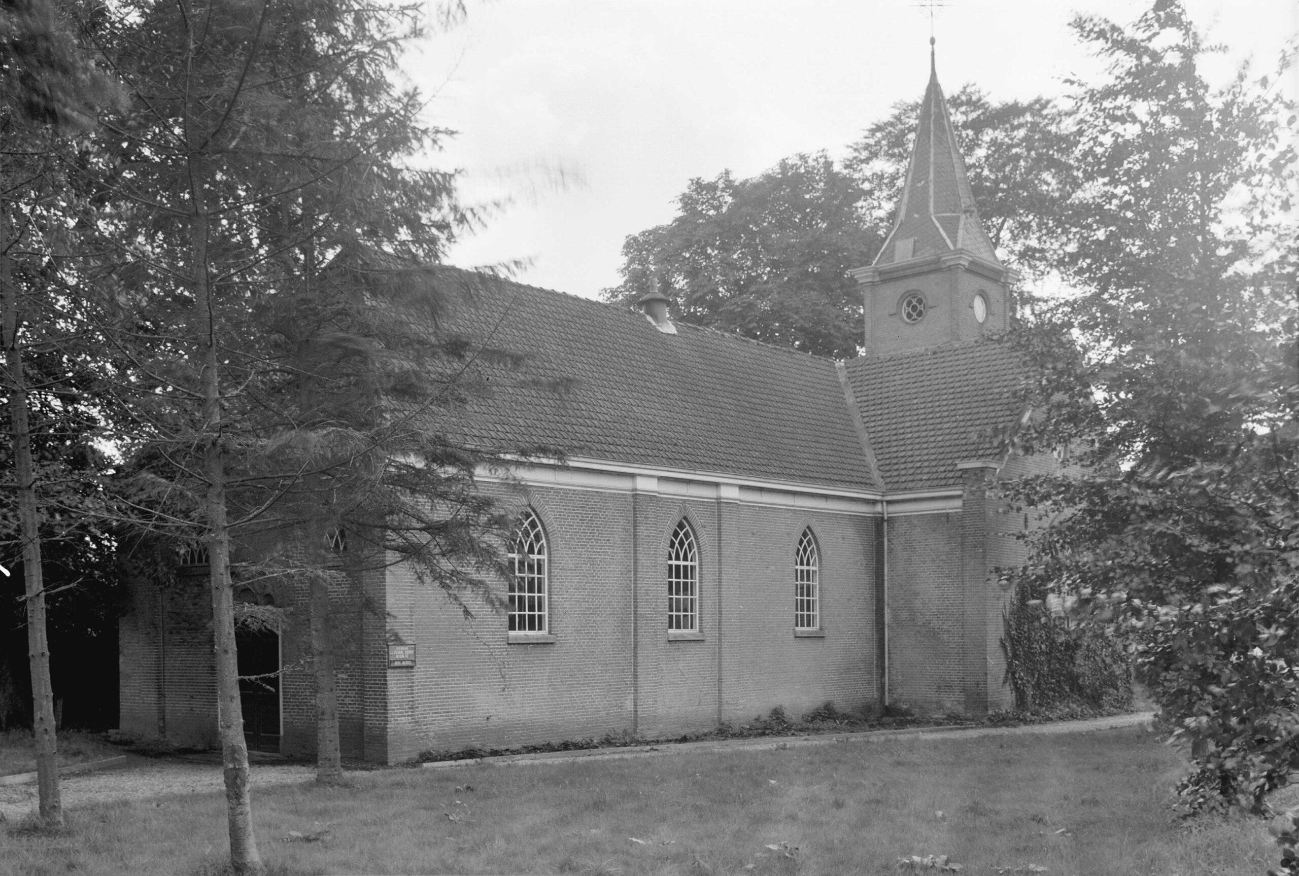 Laag-Keppel Hummeloseweg 4 Kerk