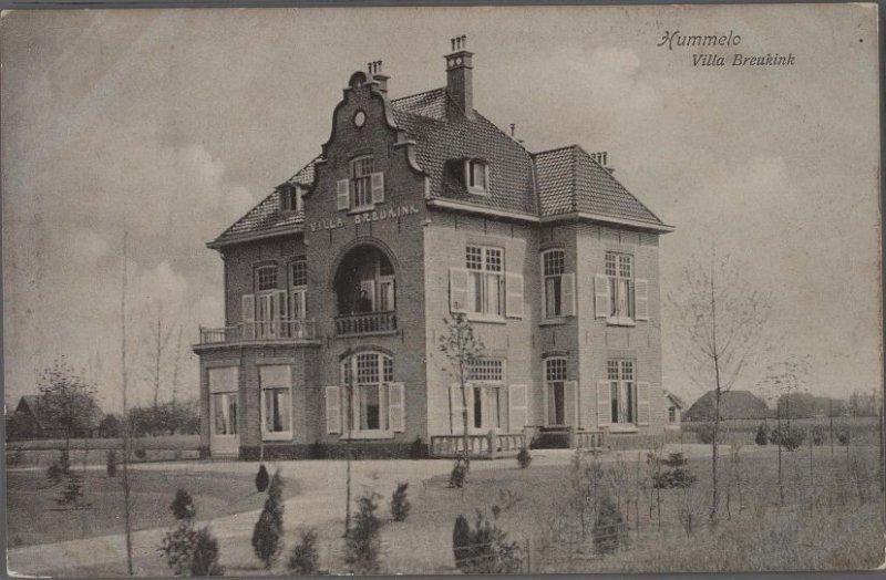 Hummelo Keppelseweg 37 Villa Breukink