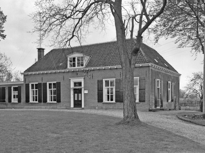 Steenderen Wehmestraat 5 De Wehme voormalig Pastorie
