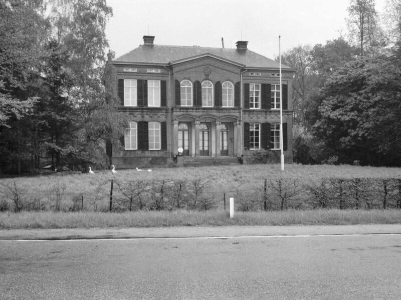 Kranenburg Ruurloseweg 83 Landhuis Wientjesvoort