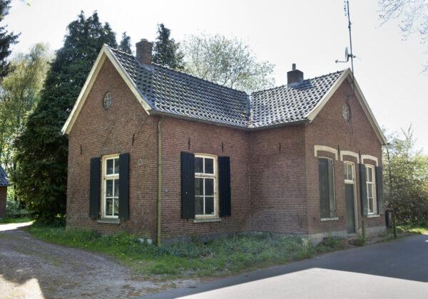 Hoog-Keppel Rijksweg 48 Woonhuis Schuur