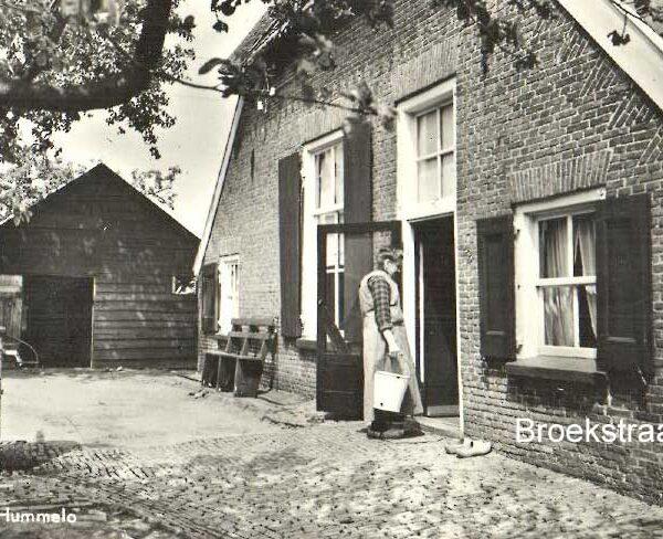 Hummelo Broekstraat 35 Boerderij