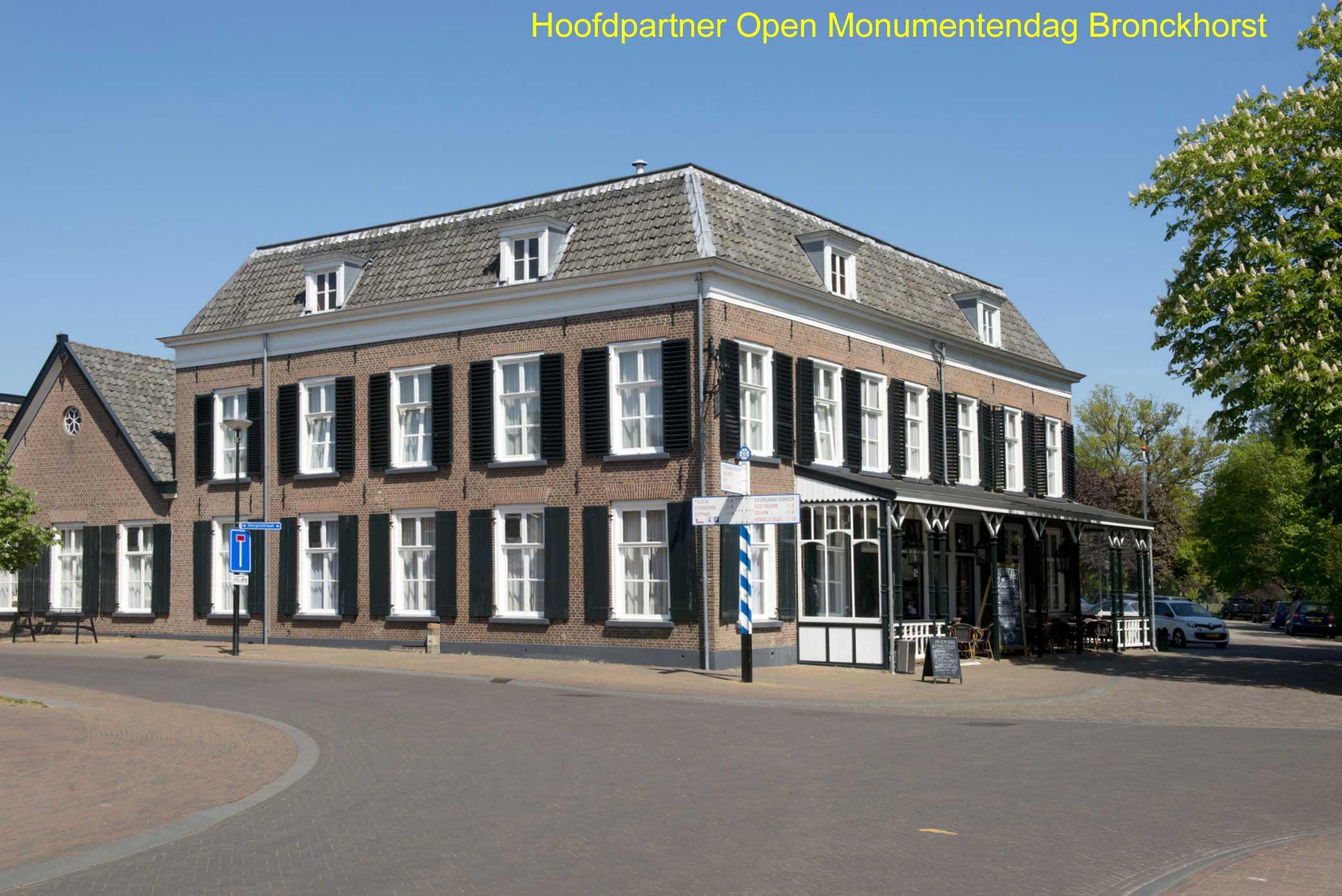 Hummelo Dorpsstraat 9 De Gouden Karper