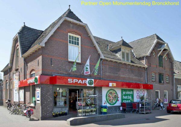 Hummelo Dorpsstraat 20 en 20a Winkel Woonhuis Pakhuis