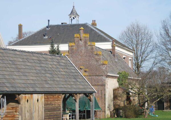 Baak Pastoriestraat 3 Koetshuis