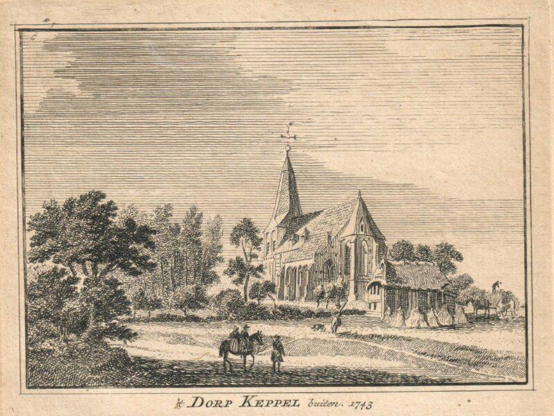 Hoog-Keppel Burg. van Panhuysbrink 11 N.H. Kerk