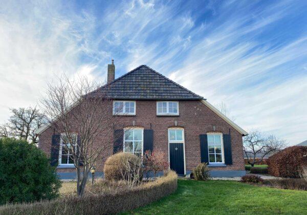 Wichmond Okhorstweg 7 Boerderij