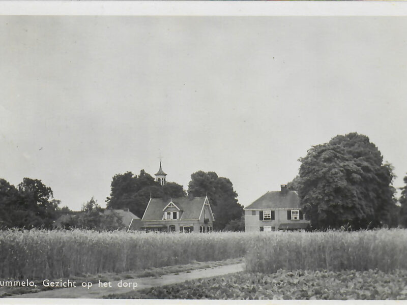Hummelo Van Heeckerenweg