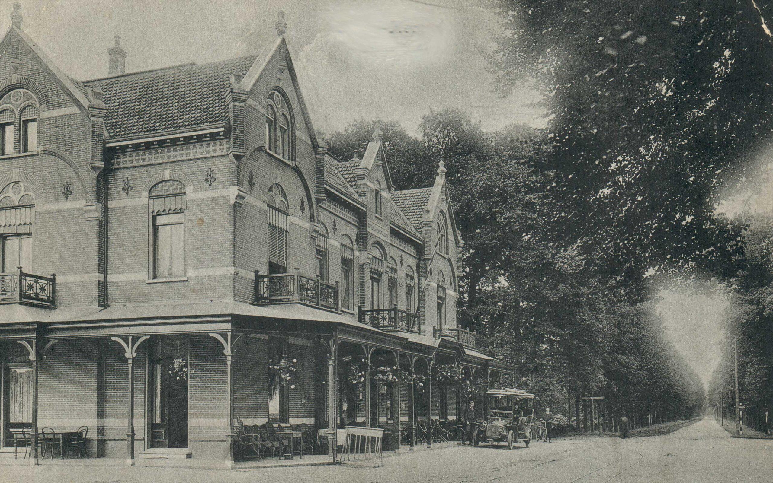 Laag-Keppel Rijksweg 91 Hotel de Gouden Leeuw