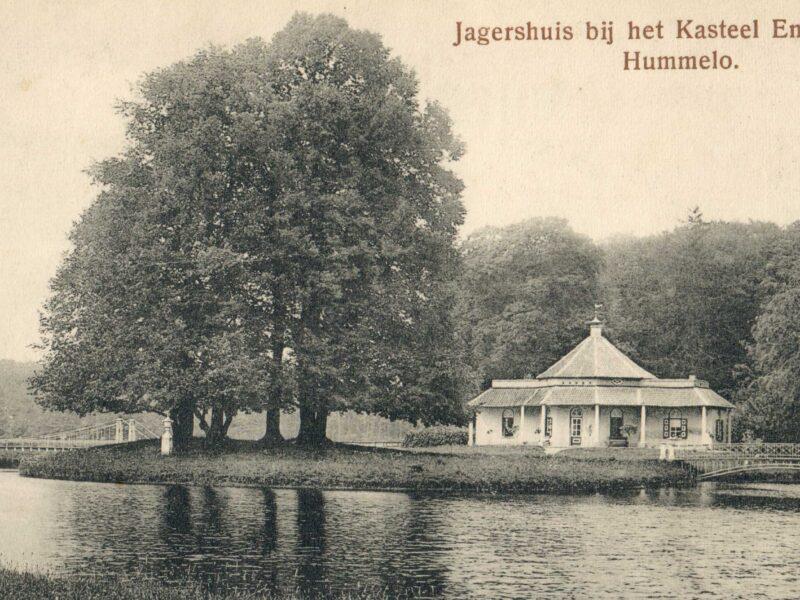 Hummelo Kasteellaan 1 Jagershuis Enghuizen