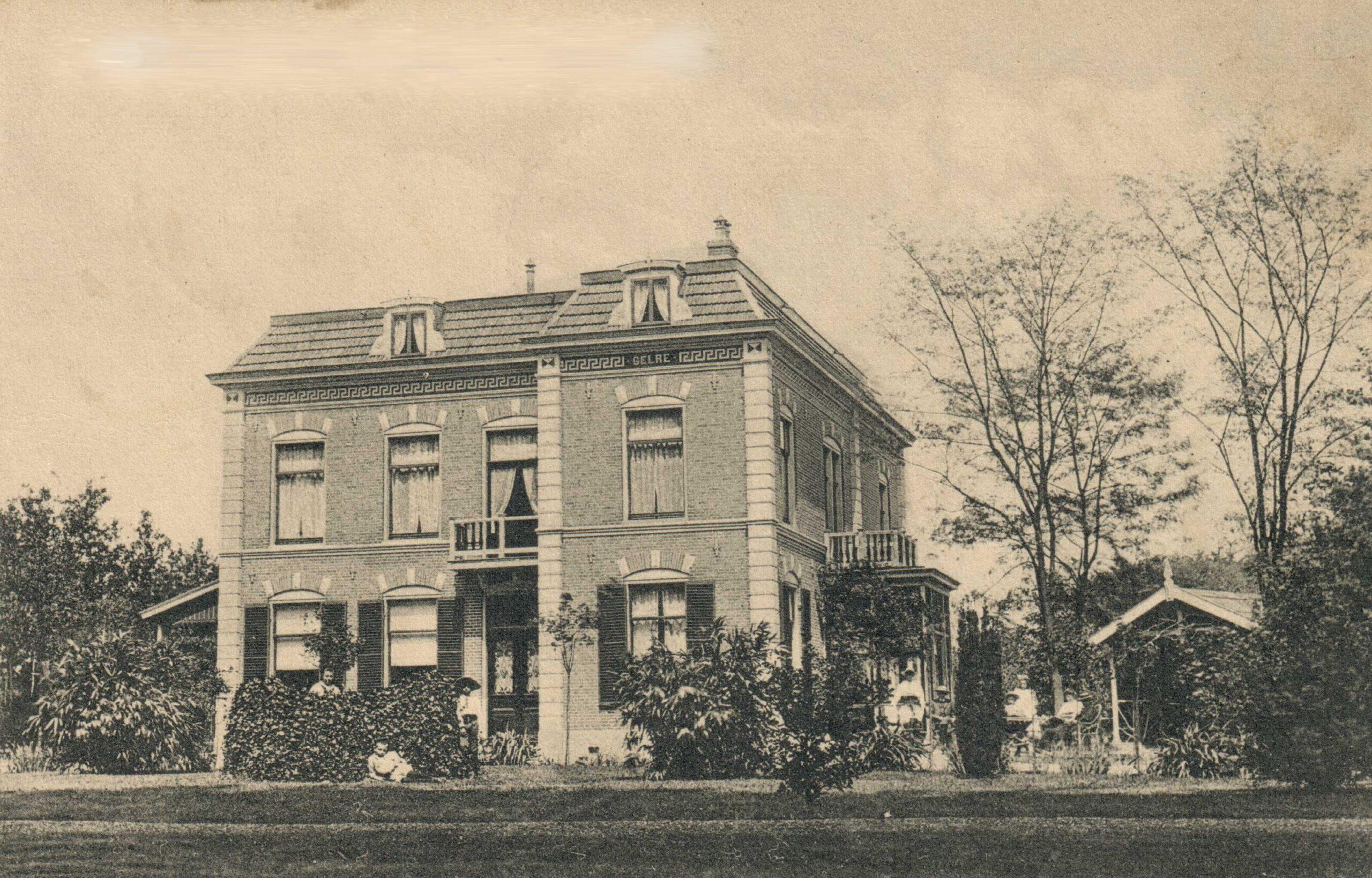 Laag-Keppel Rijksweg 57-59 Villa Gelre