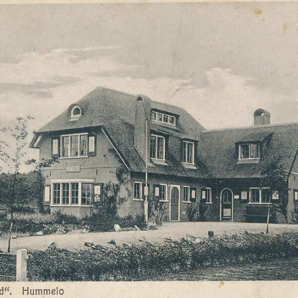 Hummelo Keppelseweg Villa Het Zand