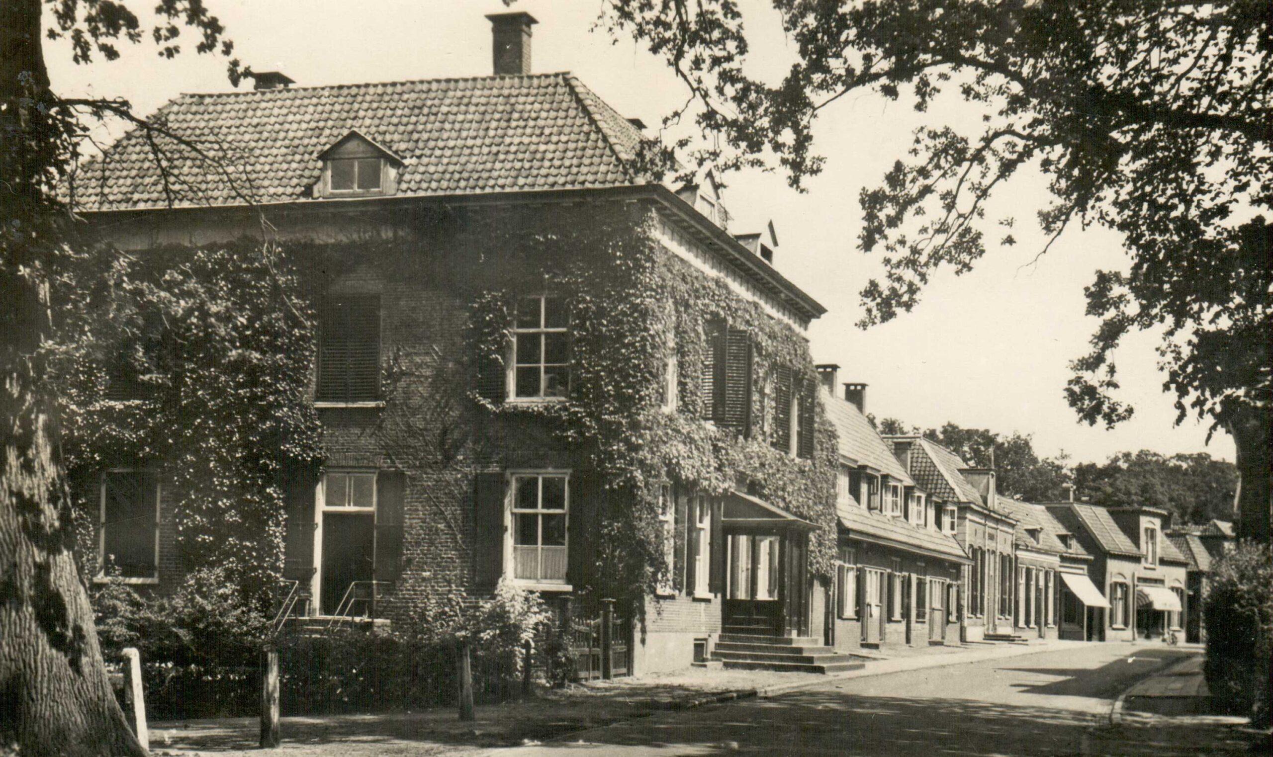 Laag-Keppel Dorpsstraat 28 Herenhuis Molenzicht