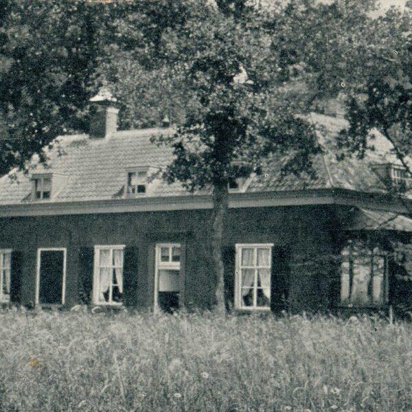Hummelo Spalderkampseweg 1 Rentmeestershuis Enghuizen